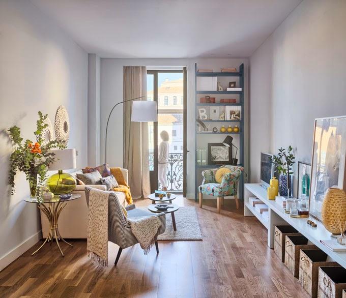 Decoraci n f cil un apartamento con personalidad en malaga - Decoracion malaga ...