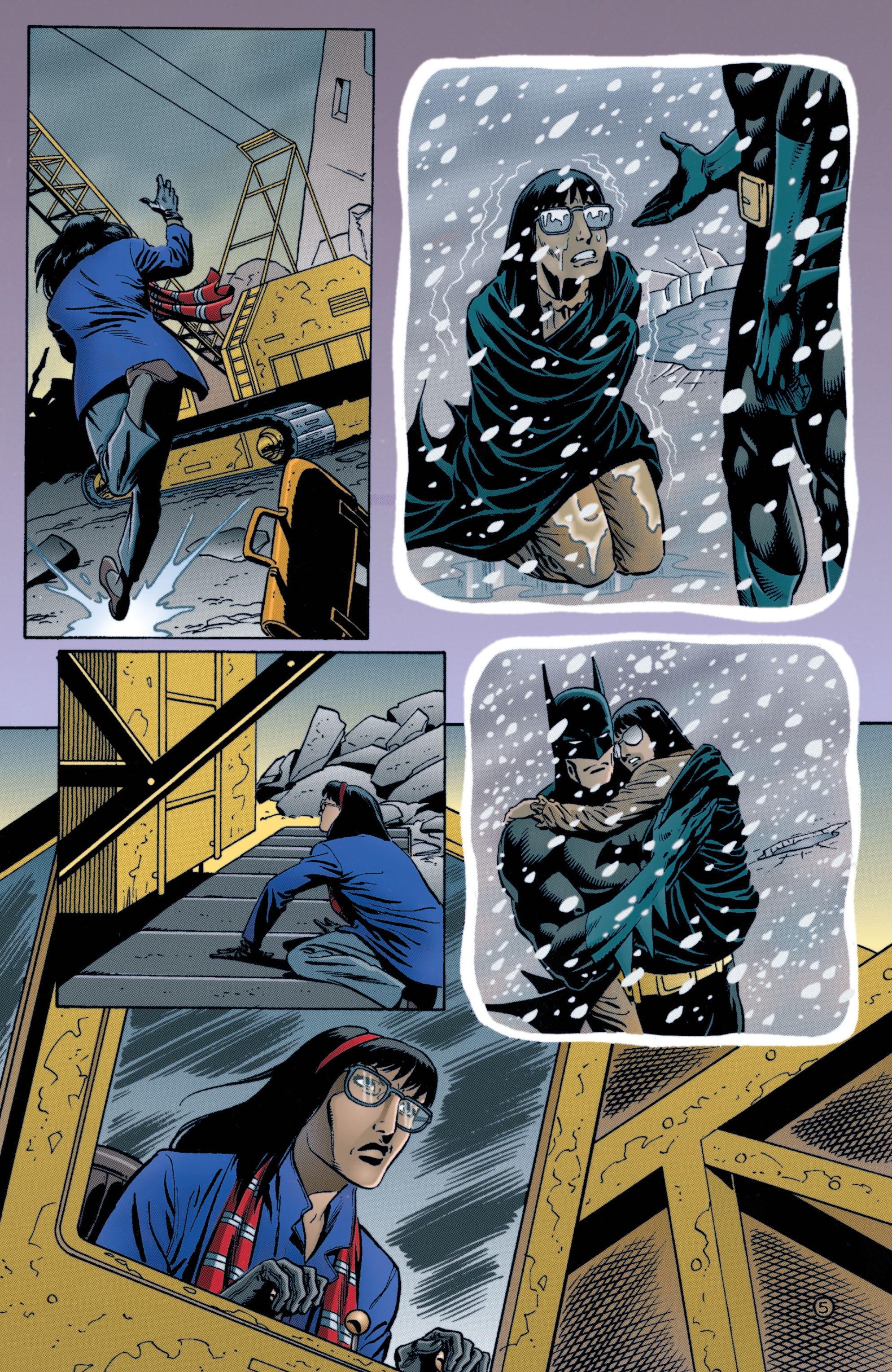 Detective Comics (1937) Issue #713 Page 6