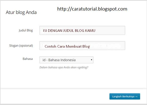 Tutorial Wordpress3