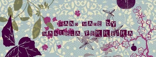 BIJUTERIA HANDMADE  por  MANUELA FERREIRA