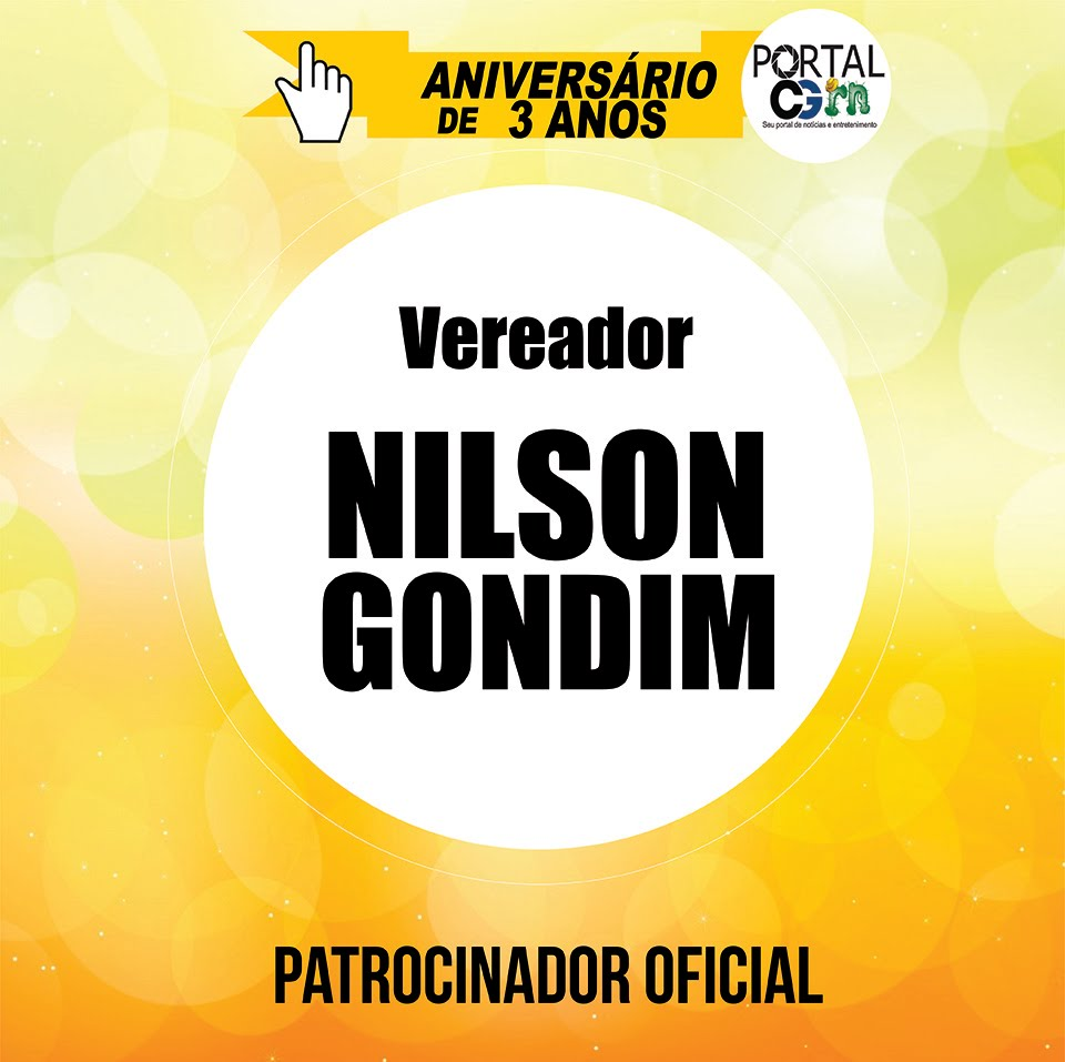 VEREADOR NILSON GONDIM