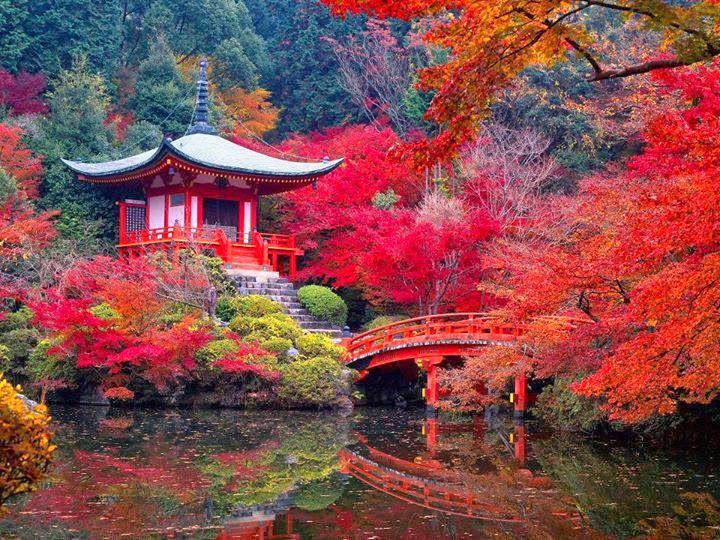 Daigo-ji temple (Kyoto, Japan)