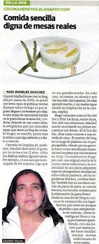 Entrevista en Diario Sur