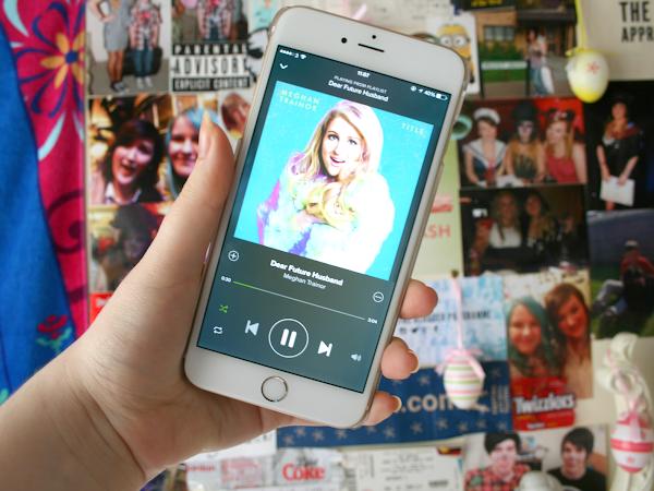 Spotify Loving ♡