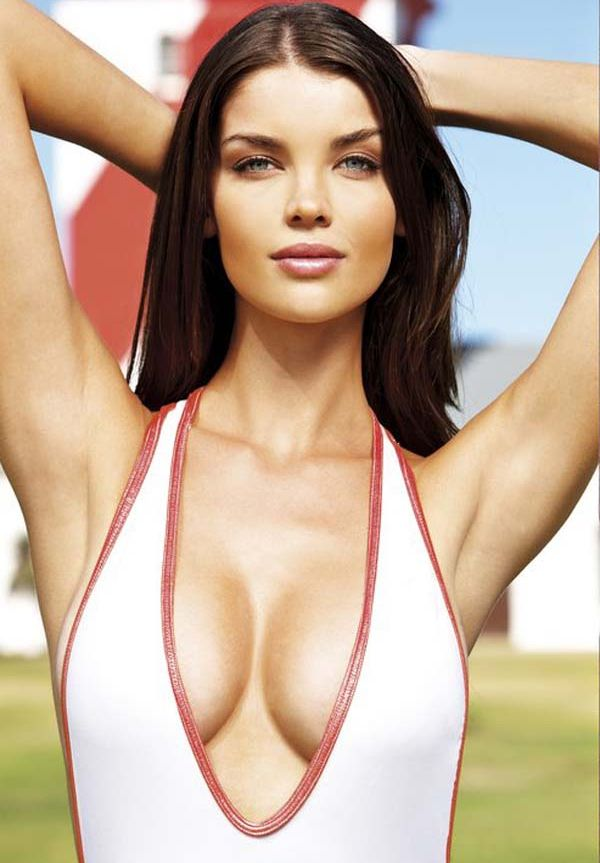 Models CamTV: Natasha Barnard - South African Model