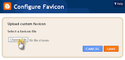 How to Configure Favicon