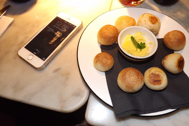 Dough Balls @ #BloggersLunch
