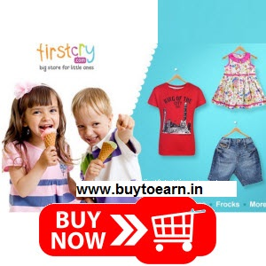Groupon Coupon : Kids Clothes, Shoes & Fashion Rs. 300 off on Rs. 599 + 1% off