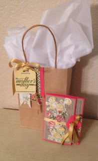 Gift Bag and Card MidnightCrafting