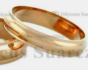Suarez wedding rings