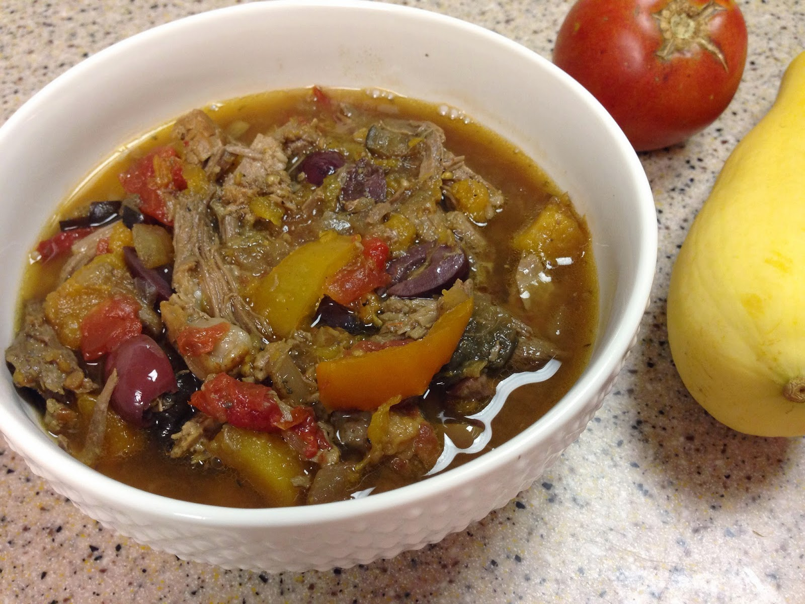 hiking in stilettos: Paleo Basics // Kitchen Sink Beef Stew