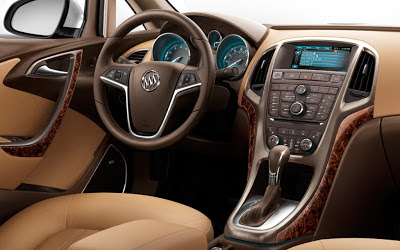 2014 Buick Verano Review & Release Date