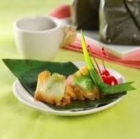 Resep Tum Pisang Sagu Mutiara