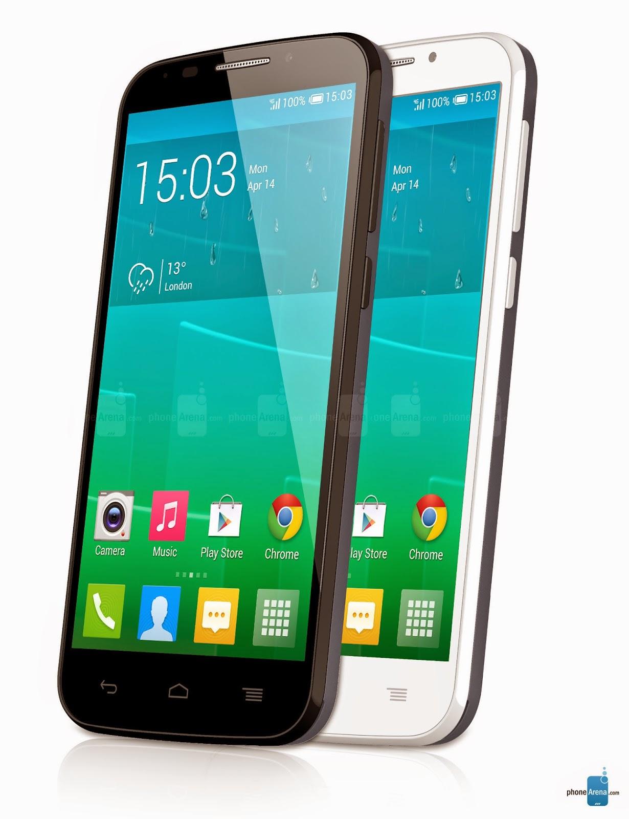 Smartphone Alcatel Pop 7
