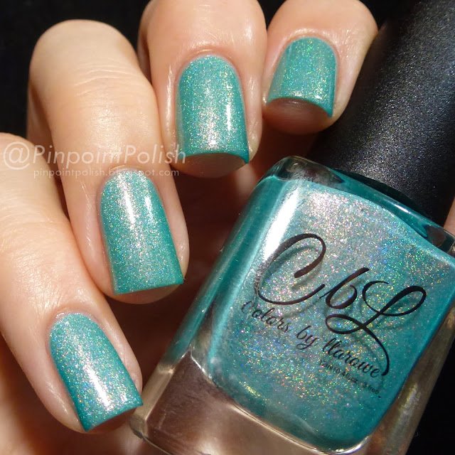 Well Done Woo Woo Woo, Colors by Llarowe, Pretty woman collection, swatch