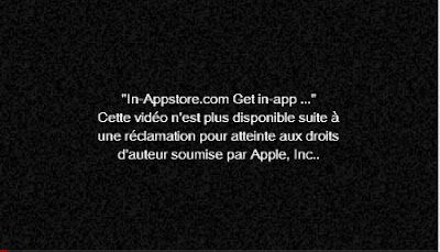 in-app purchase blocked by Apple