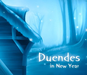 Juegos de Escape Duendes in New Year