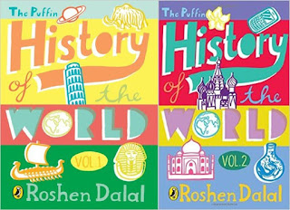 Books: The Puffin History of the World (Volume 2) by Roshen Dalal