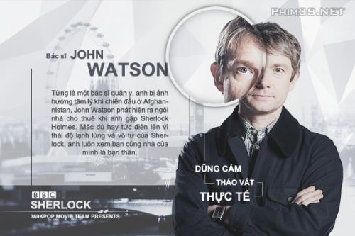 Sherlock Holmes Thời Hiện Đại 3 - Image 2