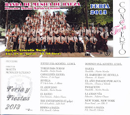 FERIA 2013 - PROGRAMA