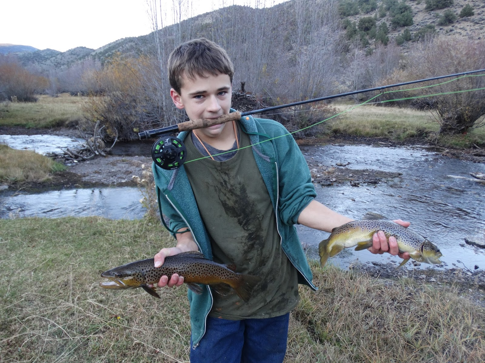 Southern utah fly fishing quiet fly fisher guide service for Fly fishing guide jobs