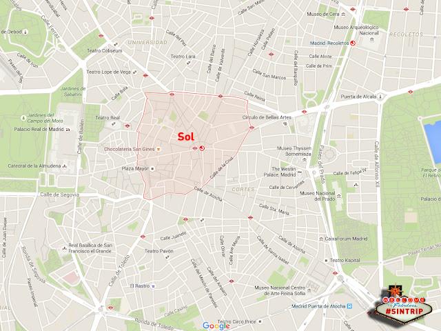 Onde ficar em Madri (Espanha)
