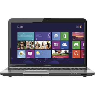 Toshiba L875-S7308 – Satellite 17.3″ Laptop – 4GB Memory – 640GB Hard Drive – Mercury Silver