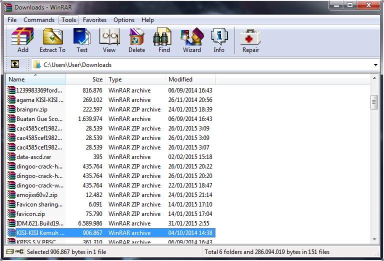 WinRAR 5.20 Full Version