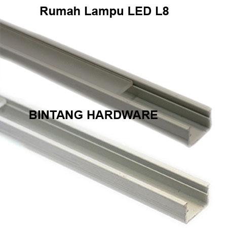 Rumah lampu led lintang fittings for Jual kitchen set aluminium