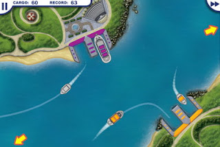 Harbor Master iPhone 4 game now supports Retina Display