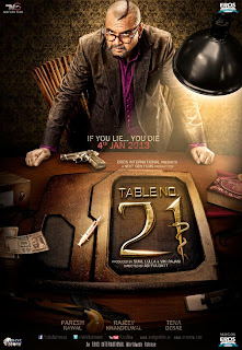 Table No 21 Poster