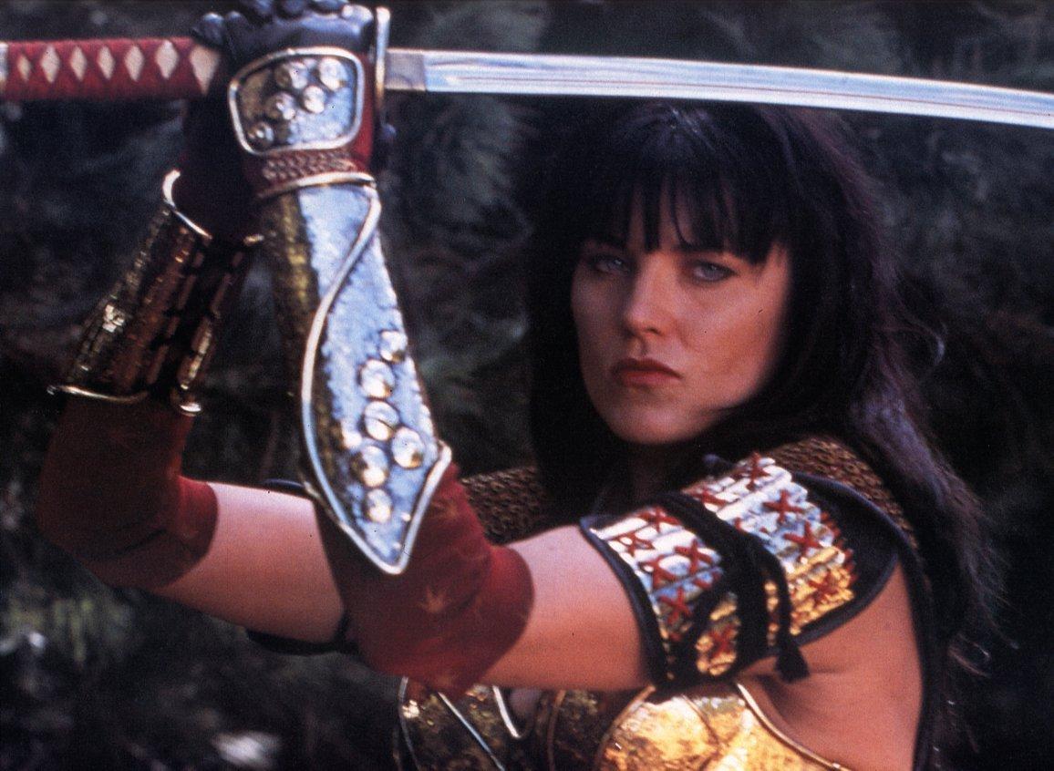 Xena Warrior Princess Costume Replica Xena Warrior Princess ...