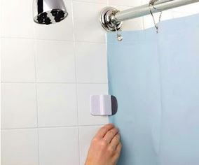 Amazing Shower Curtain Clips