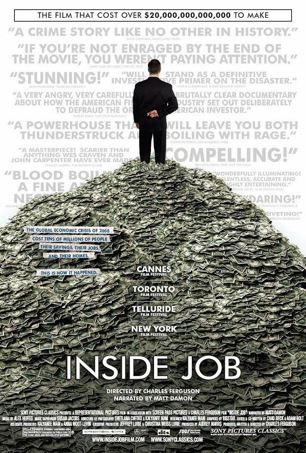 Вътрешна афера / Inside job (2010)