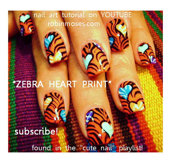 Steps of cute and easy nail designs monkey