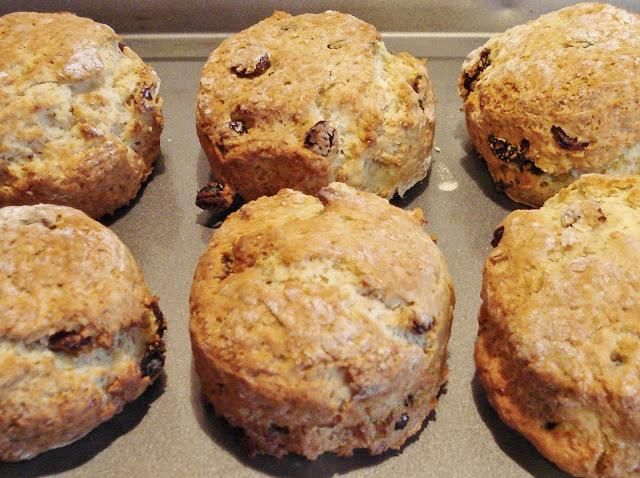 Gluten Free SCD and Veggie: Gluten Free Scones GF
