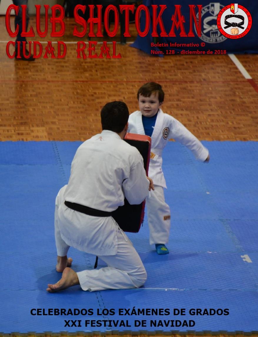 Boletín 128 Club Shotokan