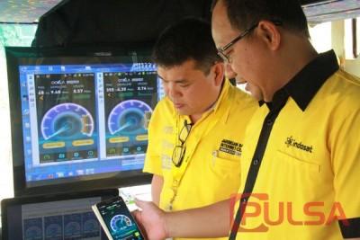 Indosat Hadirkan Jaringan Baru 42 Mbps DI Medan
