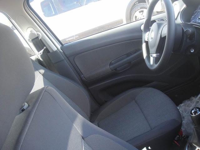 Volkswagen Gol 2013 Power - interior