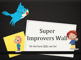 whole brain teaching, super improvers wall, how to introduce the super improvers wall, giveaway