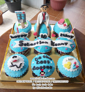 Cupcake Dokter