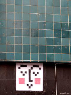 pixelface tiles