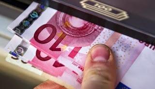ΝΕΟ χαρτονόμισμα των 10 ευρώ από την άλλη βδομάδα...Δείτε το! [video+photo]