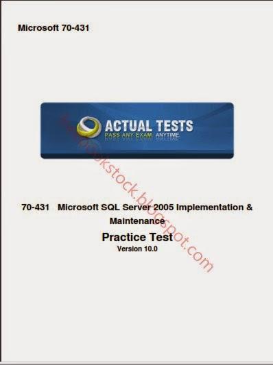 free ebooks download microsoft actual tests book unit 70