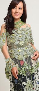 Macam-Macam baju Batik Model Sekarang Untuk Wanita