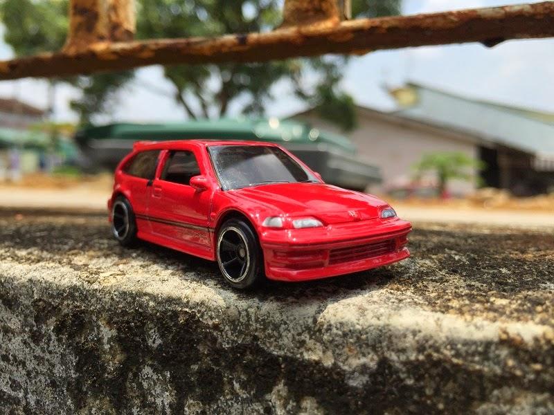 Honda Civic EF diecast