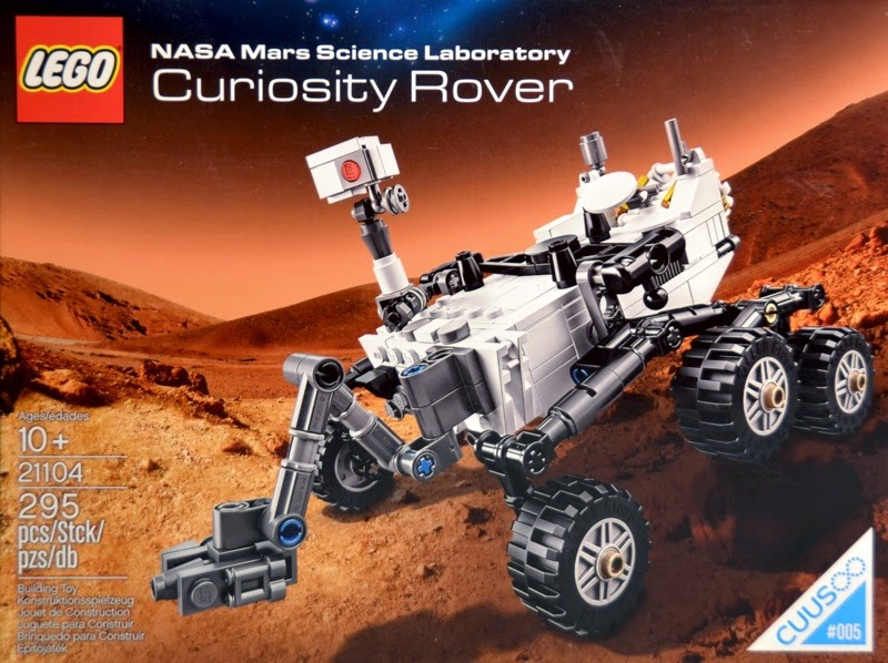 curiosity rover scale model - photo #30