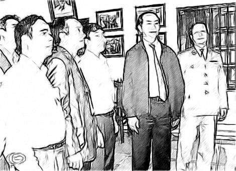 Thượng tướng Trần Đại Quang kiểm tra công tác đảm bảo ANTT tại Phú Thọ