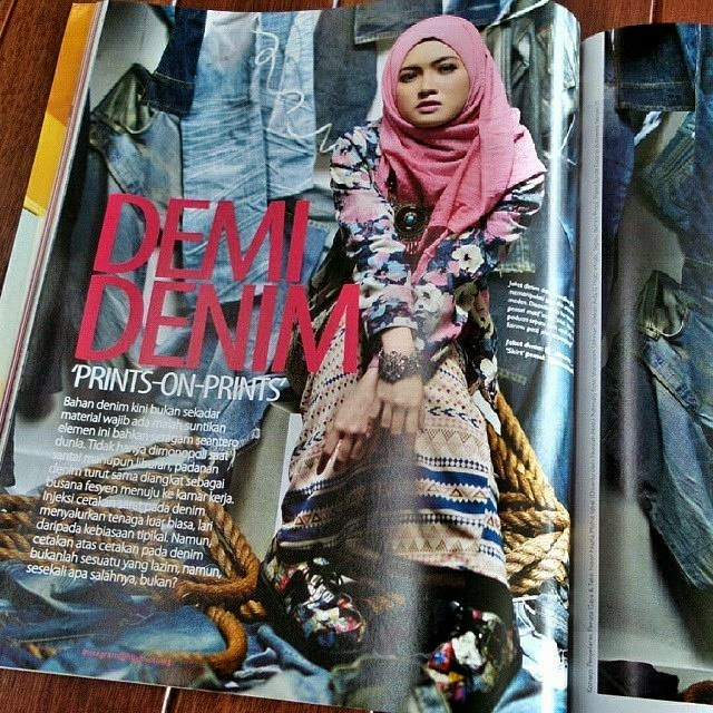 @Vrhijab_ On Magazine