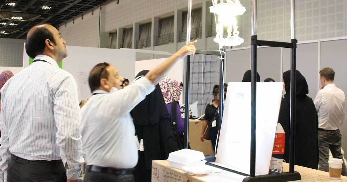 Visitors Amazed By Designs Displayed At The Student Challenge